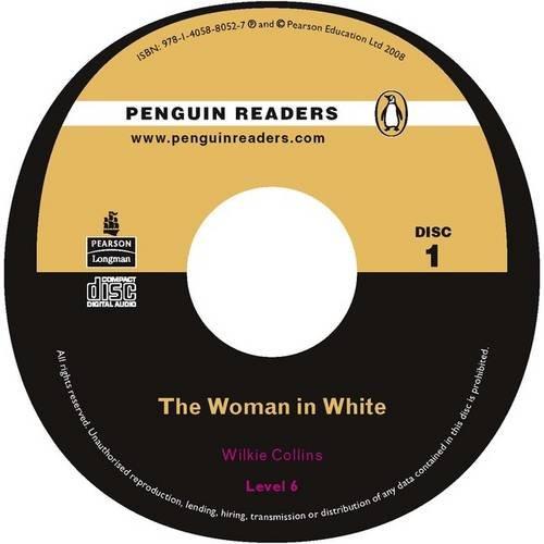 9781405861427: PLPR6:Woman in White, The CD for Pack (Penguin Readers (Graded Readers))