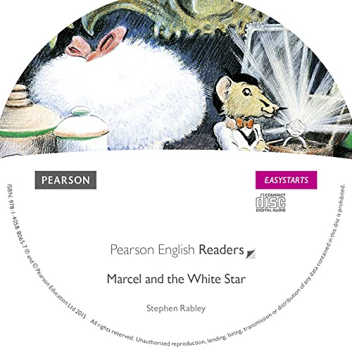 Marcel and the White Star: Easystarts (Pearson English Graded Readers) (1405861533) by Stephen Rabley