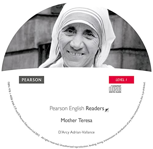 9781405861663: Level 1: Mother Teresa CD for Pack (Pearson English Graded Readers)