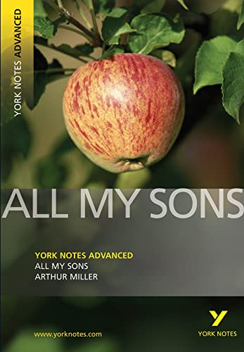 9781405861809: All My Sons: York Notes Advanced