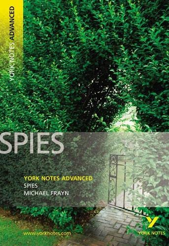 9781405861830: Spies (York Notes Advanced)