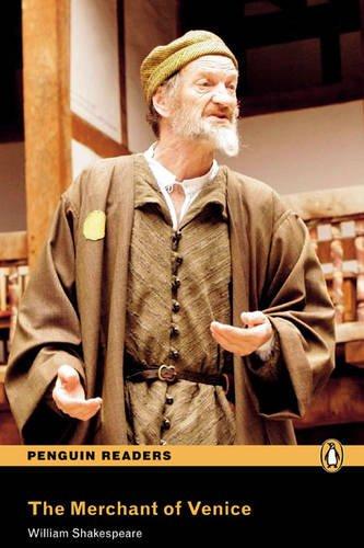 9781405861984: PLPR4:Merchant of Venice, The CD for Pack (Penguin Readers (Graded Readers))