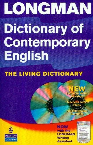 9781405862219: Longman Dictionary of Contemporary English: The Living Dictionary