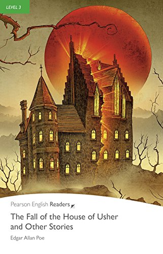 9781405862356: Fall of the House of Usher and Other Stories, The, Level 3, Penguin Readers (2nd Edition)