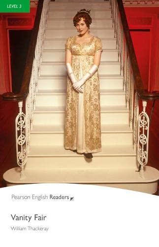 9781405862370: Vanity Fair, Level 3, Penguin Readers (2nd Edition) (Penguin Readers, Level 3)