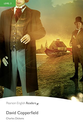 9781405862400: PLPR3:David Copperfield Bk/CD Pack: Level 3 (Penguin Readers (Graded Readers))