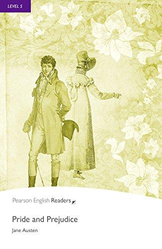 9781405862462: Pride & Prejudice (Penguin Readers, Level 5)