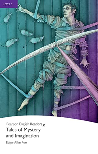 9781405862547: Tales of Mystery and Imagination, Level 5, Pearson English Readers (2nd Edition) (Penguin Readers, Level 5)