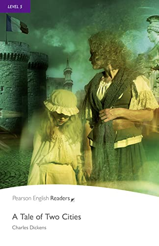 9781405862561: Tale of Two Cities, A, Level 5, Pearson English Readers (2nd Edition) (Penguin Readers, Level 5)