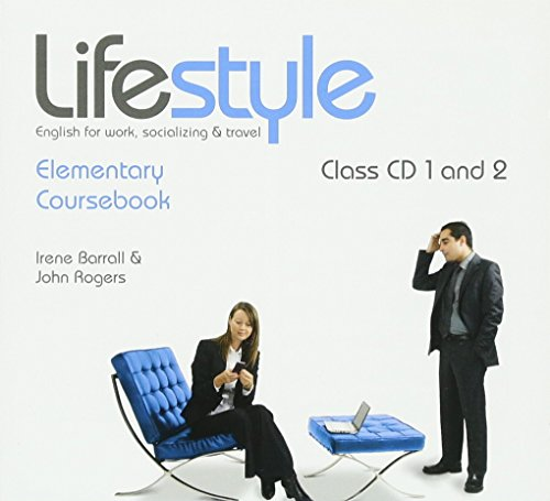 9781405863735: Lifestyle Elementary Class CDs