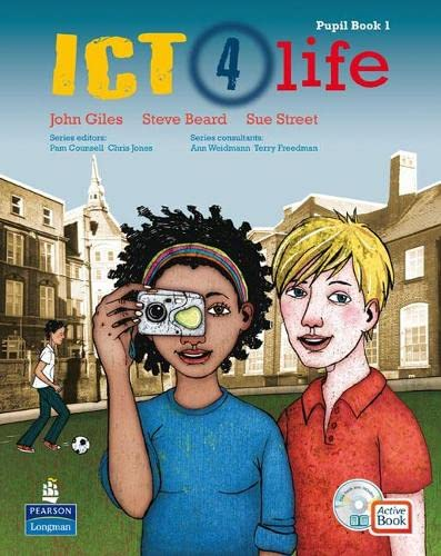 9781405864541: Ict 4 Life Year 7: Students' Activebook
