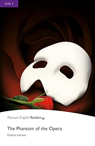 9781405865159: Level 5: The Phantom of the Opera (Pearson English Graded Readers)