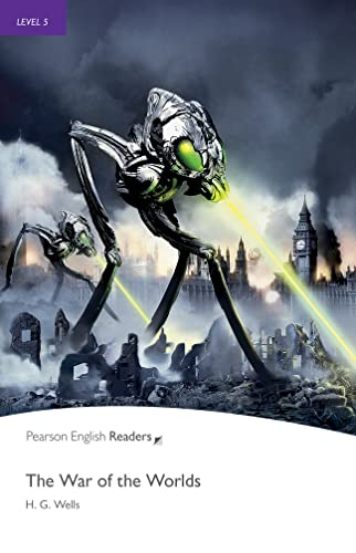 "9781405865241: ""The War of the Worlds"": Penguin Readers Simplified Text, Level 5"