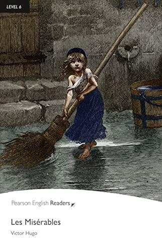 9781405865272: Les Miserables, Level 6, Pearson English Reader (2nd Edition) (Penguin Reader, Level 6)