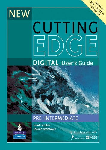 9781405865739: New Cutting Edge Digital Pre-Intermediate (Cutting Edge)