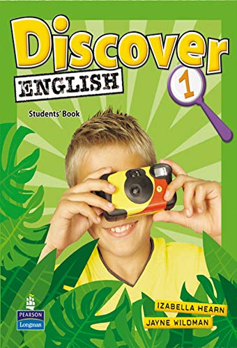 9781405866279: Discover English global. Student's book. Per le Scuole superiori: Discover English Global 1 Student's Book