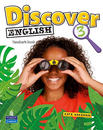 9781405866477: Discover English Global 3 Teacher's Book: 3