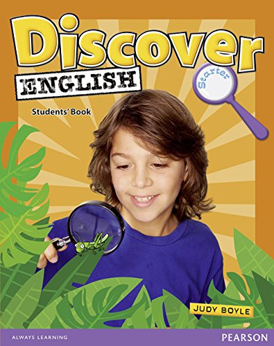9781405866521: Discover English Global Starter Student's Book