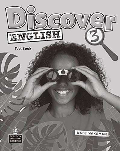9781405866613: Discover English Global 3 Test Book
