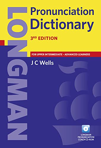 9781405866965: Longman Pronunciation Dictionary 3rd Edition Paper for Pack