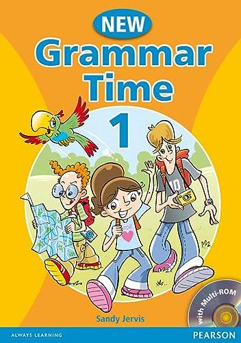 9781405866972: Grammar time. Student's book. Per la Scuola media. Con CD-ROM: New Grammar Time - Students' Book 1 (+ CD)
