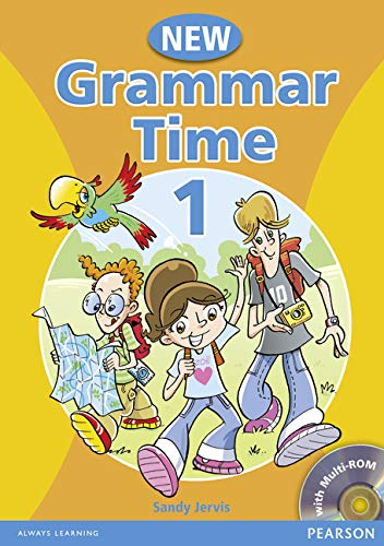 9781405866972: Grammar time. Student's book. Per la Scuola media. Con CD-ROM: 1