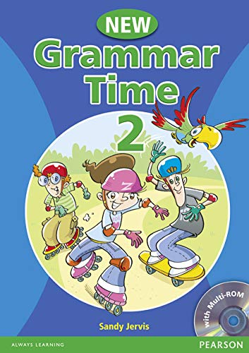 9781405866989: Grammar Time 2 Student Book Pack New Edition