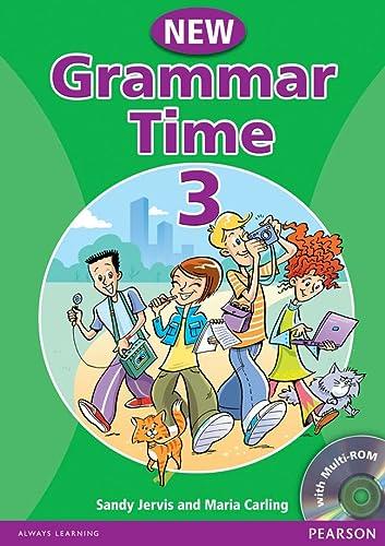 9781405866996: Grammar Time 3 SBk Pack NE