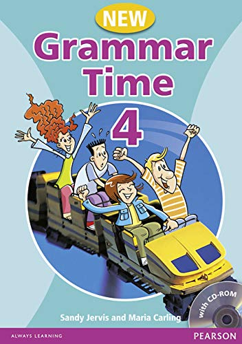 9781405867009: Grammar time. Student's book. Per le Scuole superiori: New Grammar Time - Students' Book 4 (+ CD)
