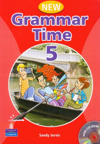 9781405867016: Grammar Time 5 Student Book Pack New Edition