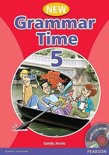 9781405867016: New grammar time. Level 5. Per le Scuole superiori. Con espansione online