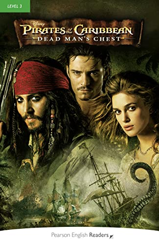 9781405867733: Pirates of the Caribbean: Dead Man's Chest, Level 3, Penguin Readers (2nd Edition) (Penguin Readers, Level 3) (Bk. 2)