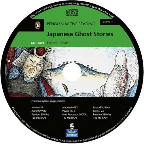 9781405867948: PLAR3:Japanese Ghost Stories Multi-ROM for Pack (Penguin Active Reading (Graded Readers))
