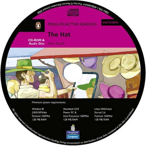 9781405867962: Easystart: The Hat Multi-ROM with MP3 for Pack (Pearson English Active Readers)