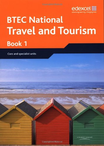 BTEC National: Travel and Tourism Student Book: Andrew Kerr, Victoria