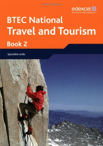 BTEC Nationals Travel and Tourism: Student Book: Jon Sutherland, Mrs
