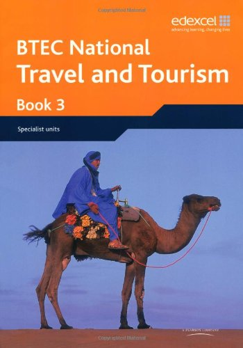 BTEC Nationals Travel and Tourism: Student Book: Sutherland, Mrs Diane,