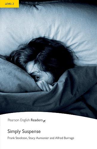9781405869485: Level 2: Simply Suspense (Pearson English Graded Readers)