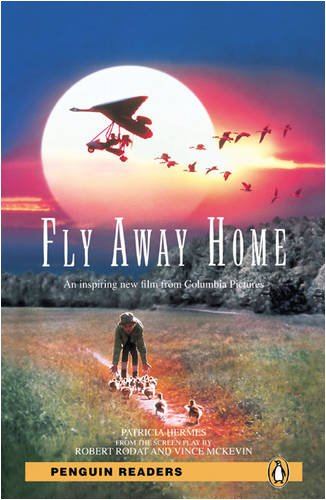 9781405869515: Fly Away Home (Penguin Readers Level 2)