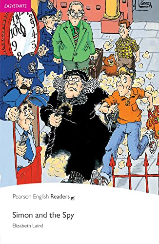 9781405869614: Easystart: Simon and the Spy (Pearson English Graded Readers)