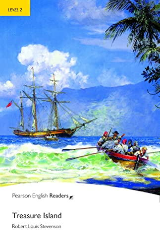 9781405869638: Level 2: Treasure Island (Pearson English Graded Readers)