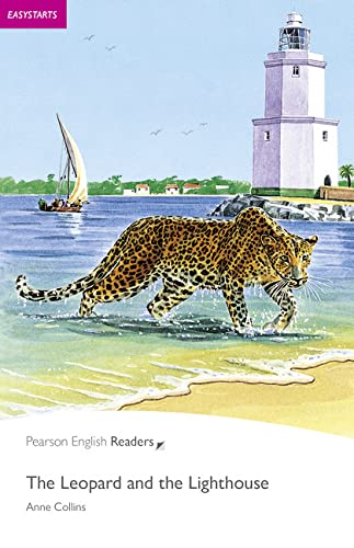 9781405869669: The Leopard and the Lighthouse: Easystarts (Penguin Readers (Graded Readers))