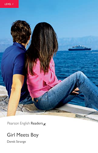 9781405869713: Girl Meets Boy, Level 1, Pearson English Readers (2nd Edition) (Penguin Readers, Level 1)
