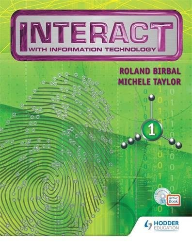 9781405870078: Interact with IT: Bk. 1