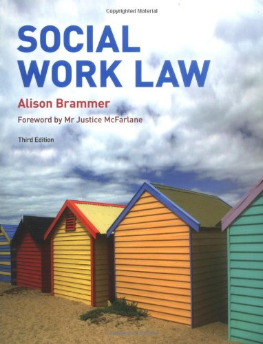 9781405873376: Social Work Law 3rd edition