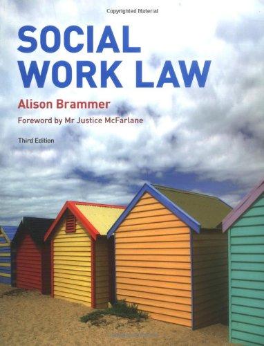 9781405873376: Social Work Law 3rd edition
