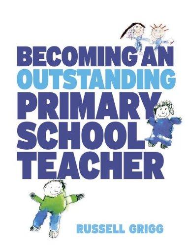 9781405873420: Becoming an Outstanding Primary School Teacher