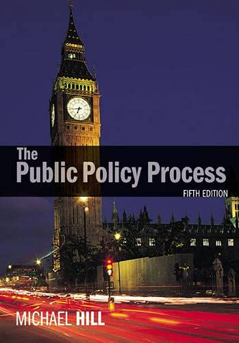 9781405873529: The Public Policy Process (5th Edition)