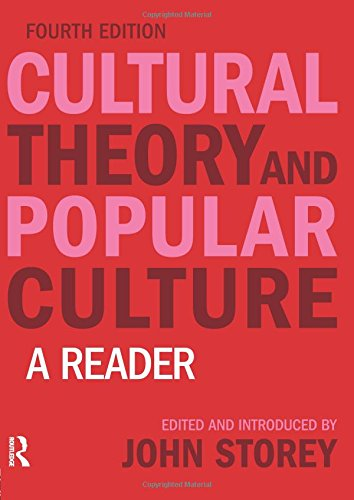 9781405874212: Cultural Theory and Popular Culture