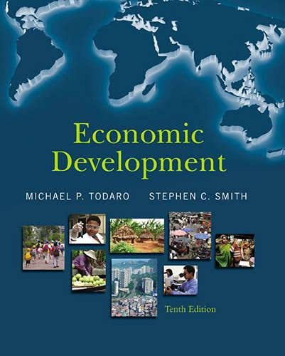 9781405874243: Economic Development